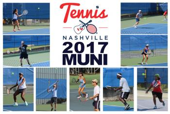 2017 Adult MUNI sponsored by Tennis Nashville