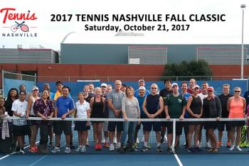 2017 Tennis Nashville Fall Classic